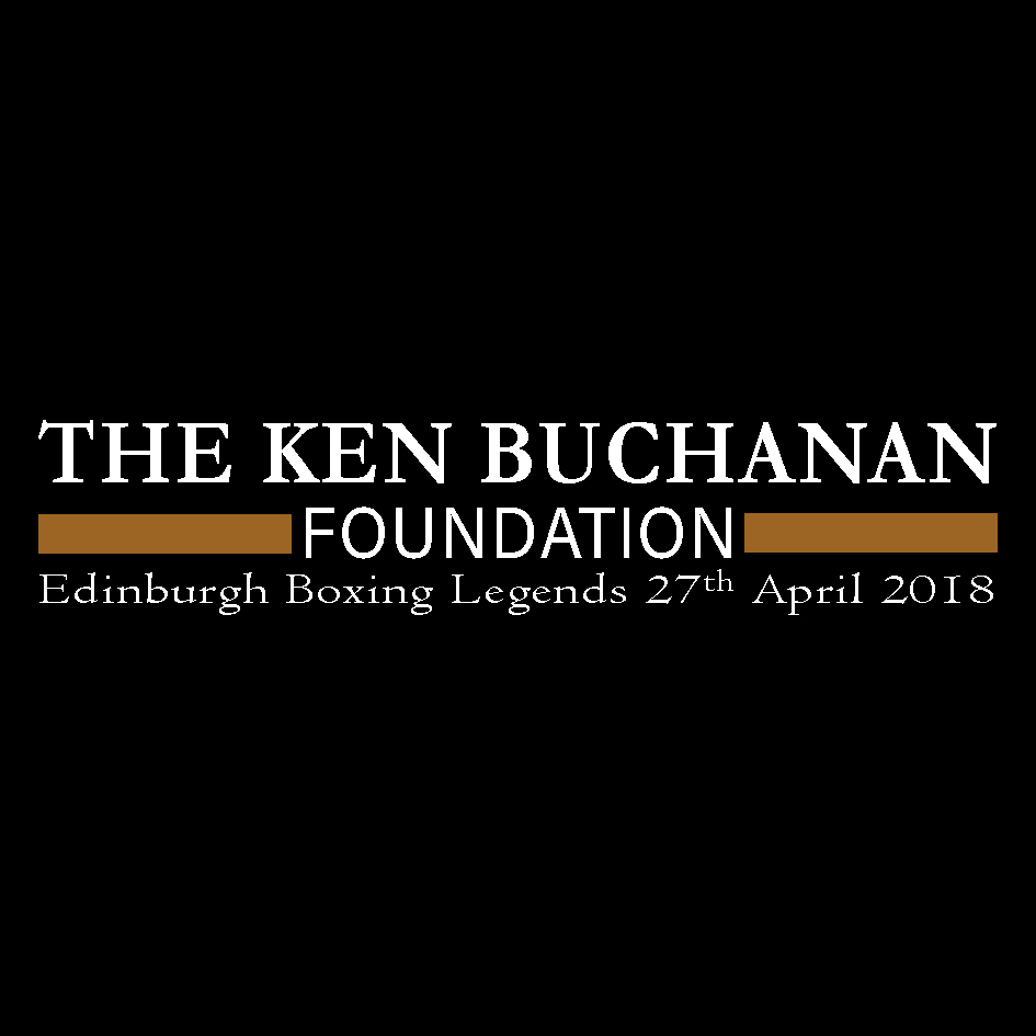 Ken Buchanan Foundation Edinburgh Boxing Legends 2018