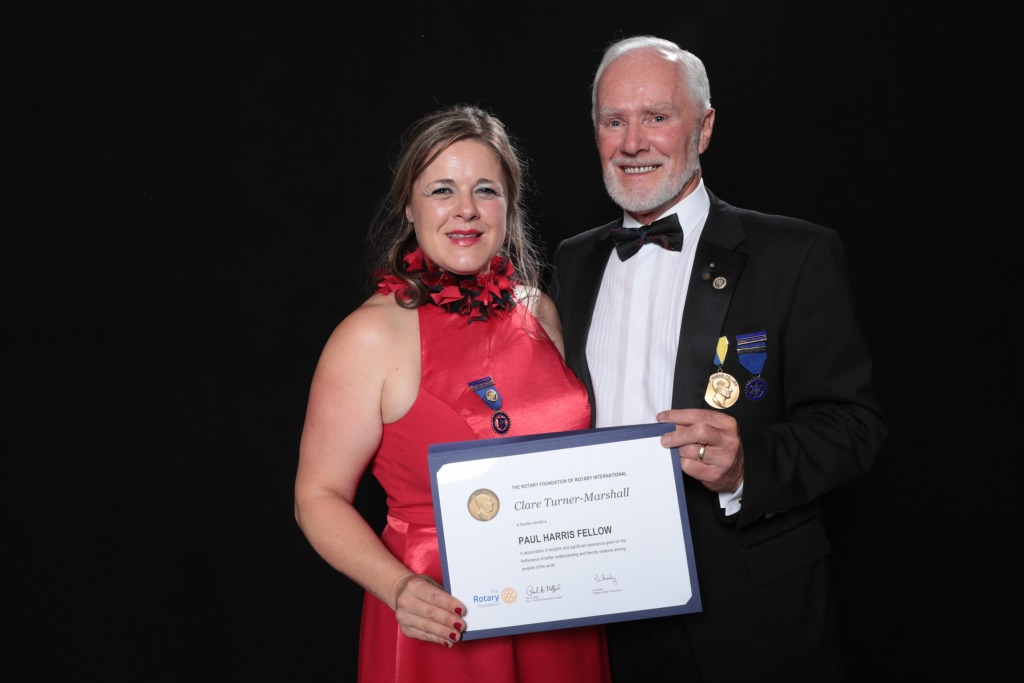 Tamworth Rotary Club 70th Anniversary Ball