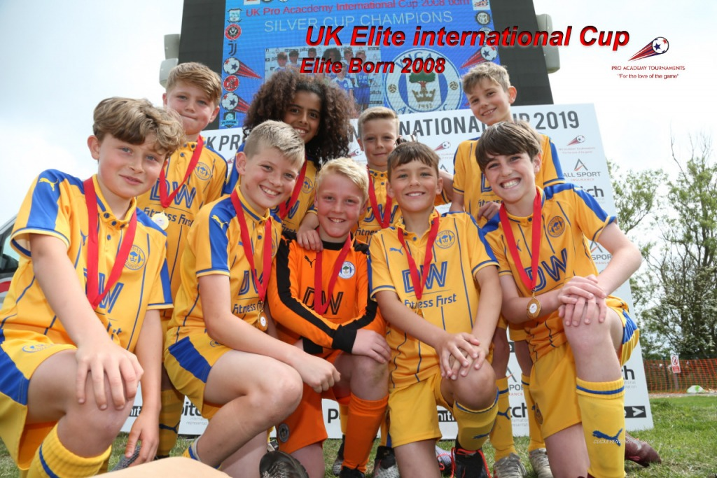 Pro Academy Tournaments - Elite Born 2008 Fleetwood 2019