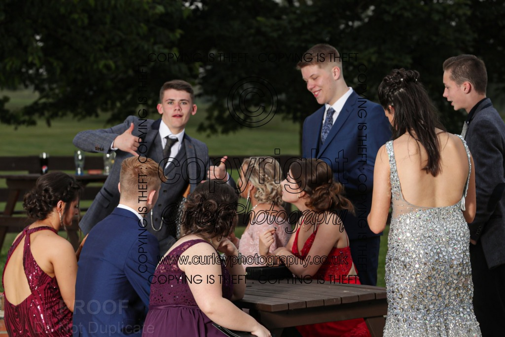 Brownhills Comprehensive Prom 2019
